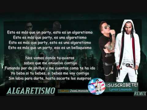 (LETRA) Alexis & Fido Ft. Arcangel & De La Ghetto ...