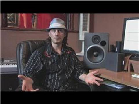Music Producer Career Information : Music Producer Qualifications