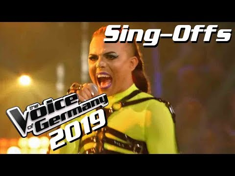 Sing offs the voice of germany 2019