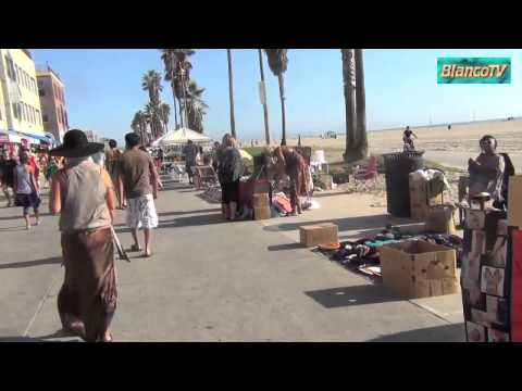 Exclusive: Los Angeles Attractions Venice Beach | Angels holidays