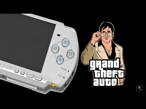All Grand Theft Auto Games For PSP