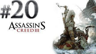 Let's Play Assassin's Creed 3 - (Walkthrough Playthrough Gameplay) - Part 20