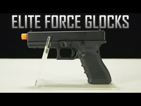 Elite Force G17 and G19 - Officially Licensed by GLOCK! - Airsoft GI