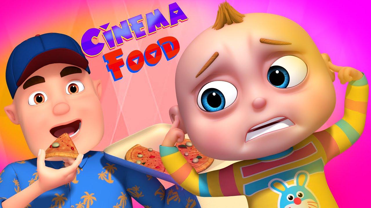 Movie Food Episode | TooToo Boy Series | Cartoon Animation For Children | Videogyan Kids Shows