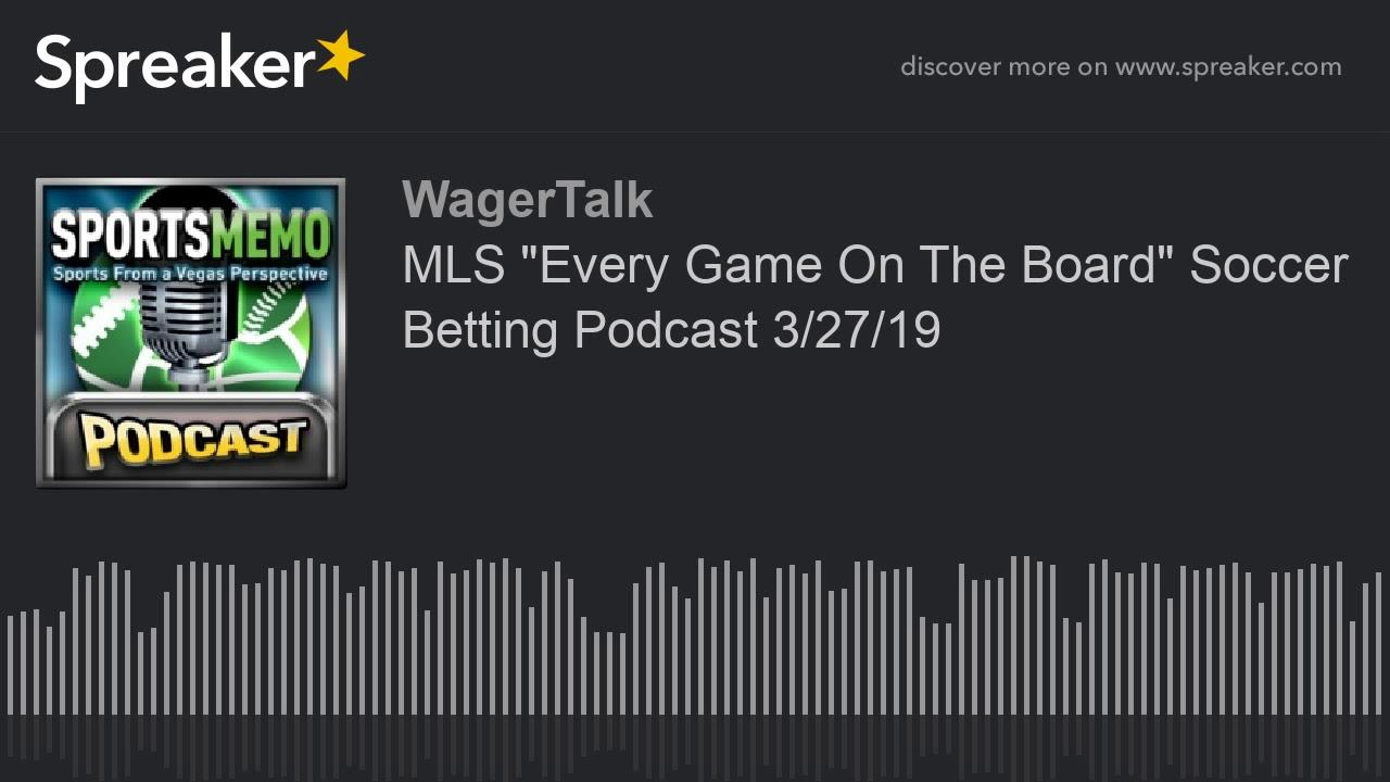soccer betting podcast