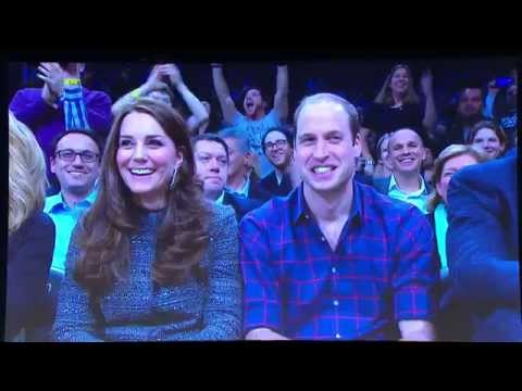 Jay Z and Beyonce Welcome the Duke and Duchess of Cambridge to Brooklyn!