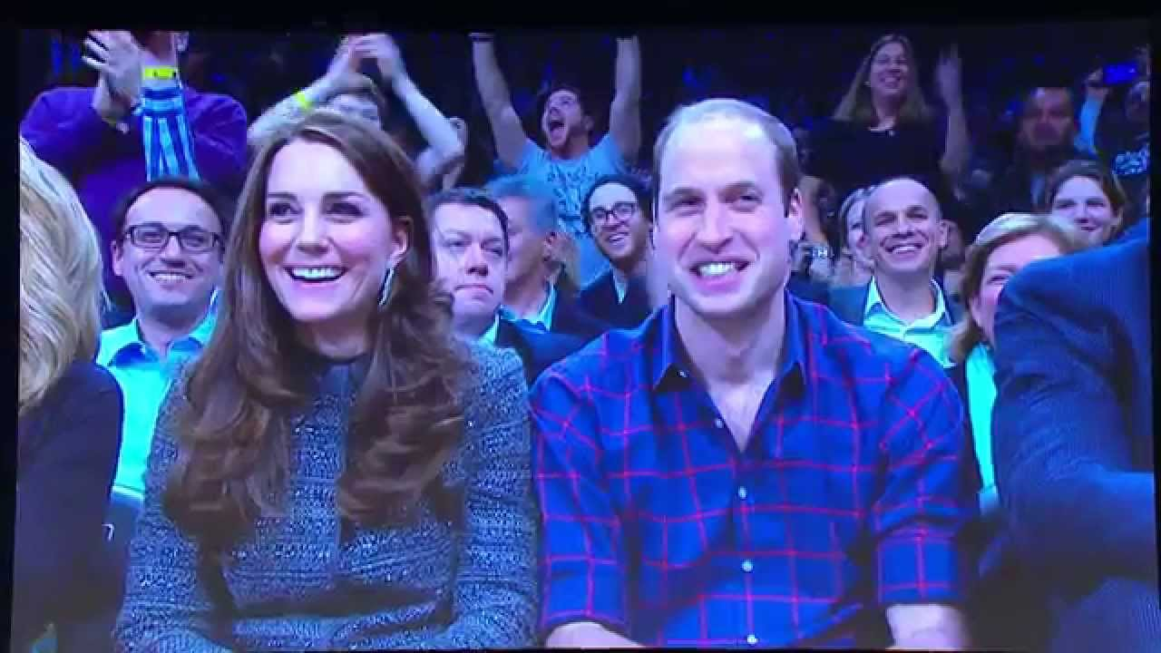 Jay Z And Beyonce Welcome The Duke And Duchess Of Cambridge To