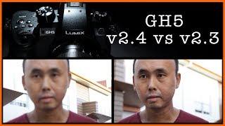 Panasonic GH5 Firmware v2.4 vs v2.3 Autofocus Test (GH5S, G9 v1.2) thumbnail