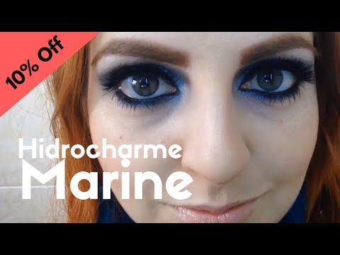SOLOTICA Contact Lenses - Hidrocharme Marine
