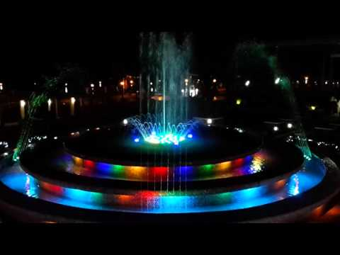 Jasaan dancing fountain
