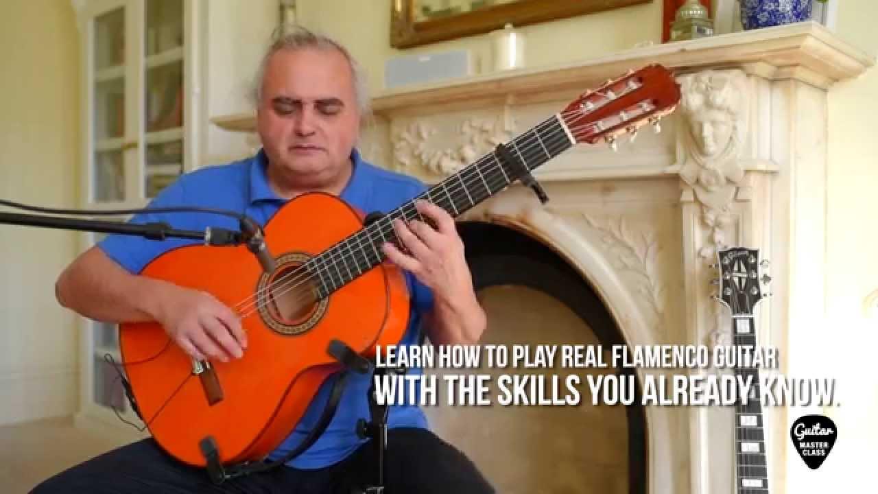 Spanish Guitar - Creative Guitar School