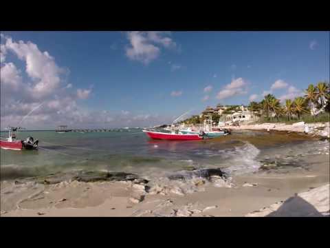A week at the Gran Porto Real, Playa del carmen Time lapse