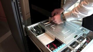 Техническое обслуживание киносервера Dolby DSS200