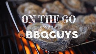 On the Go with BBQGuys | Chargrilled Oysters on a Primo Ceramic Grill