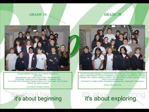 ISA 2008-2009 Yearbook