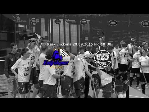 B-pojat SM-sarja 2016-2017 28.09.2016 EräViikingit - TPS