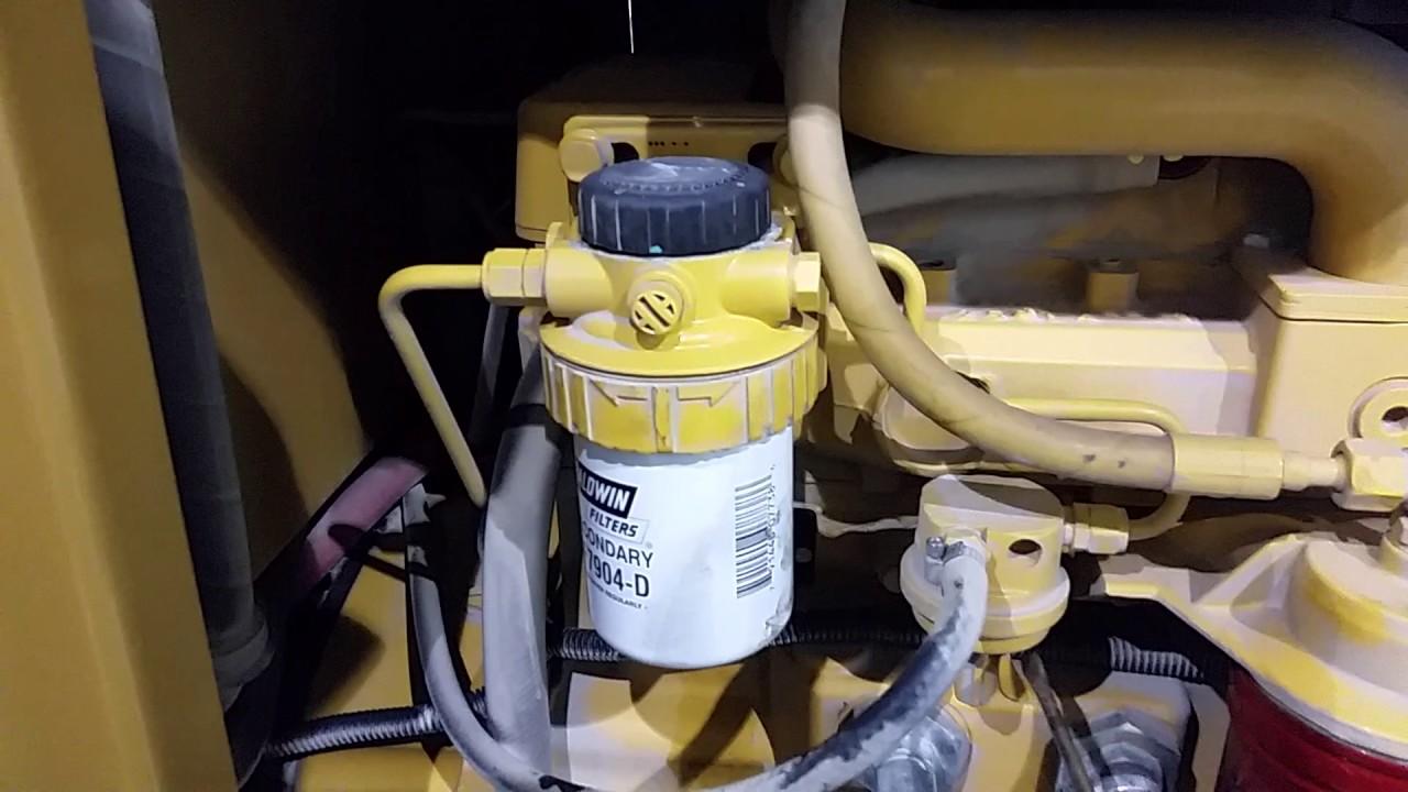 case backhoe fuel filter