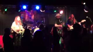 "Darius Rucker ""Wagon Wheel"" cover Johnathan East Band"