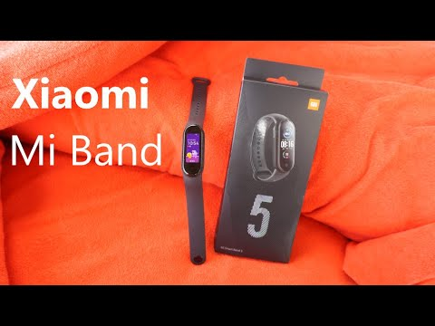 Xiaomi Mi Band 5 review Europe version