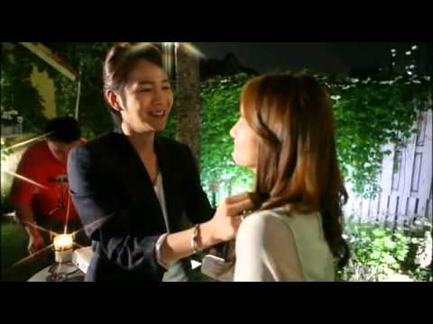 I think i love you - Love Rain BTS
