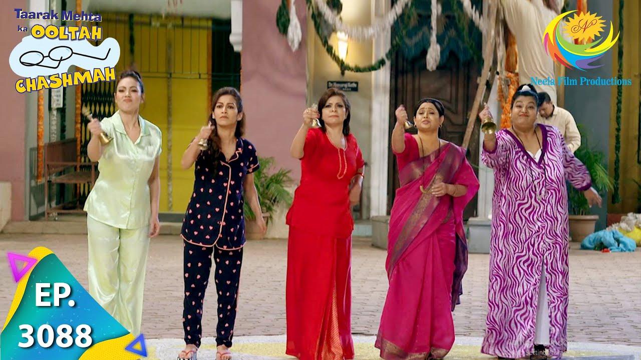 Download Taarak Mehta Ka Ooltah Chashmah - Ep 3088 - Full Episode - 26th January, 2021