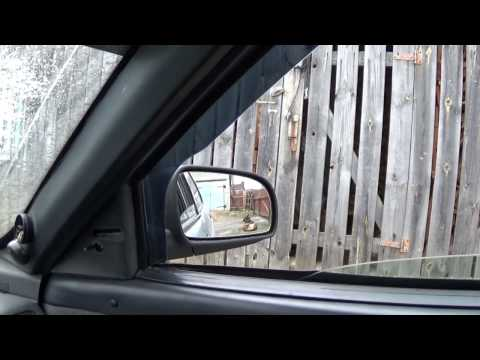 Установка зеркал от Приоры на Ваз 2110 !!!