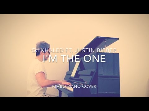 DJ Khaled ft. Justin Bieber - I'm The One (Piano Cover + Sheets)