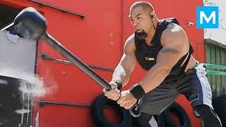 Real SWAT Training - Killer Workout | Muscle Madness