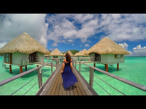 Bora Bora French Polynesia in 4K