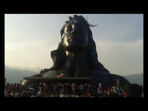 ISHA- Aadhi Yogi Sivan-Coimbatore- Velliangiri Hills