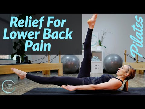 Pilates For Lower Back Pain Pain Relief Series