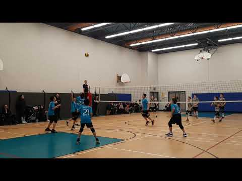 Maple Tournament gold medal game Unity West vs. Kingston Grey