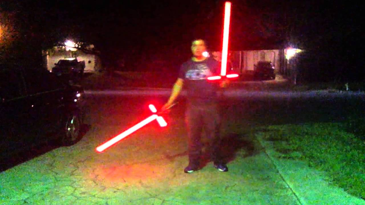 Master Replicas Force FX LightSaber Demo (Luke Skywalker SW-212 .