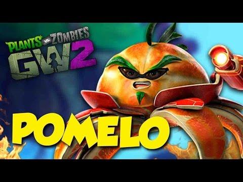 ¡¡EL SUPER POMELO!! | Plants vs Zombies GW2
