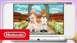 Story of Seasons: Trio of Towns - Einführungsvideo (Nintendo 3DS)