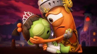 Funny Animated Cartoon | I'll Never Let Go | 스푸키즈 | Cartoons For Kids | Kids Movies