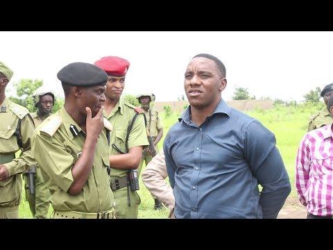 Amri ya Paul Makonda Yazua Kizazaa Eneo la Kijitonyama kwa Ali maua