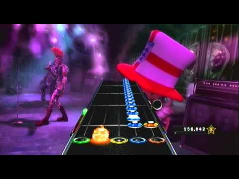 OMFG - HARDEST SONG ON GUITAR HERO 5 COMPLETE!