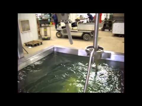 Anco Equipment 500 Gallon Cheese Vat