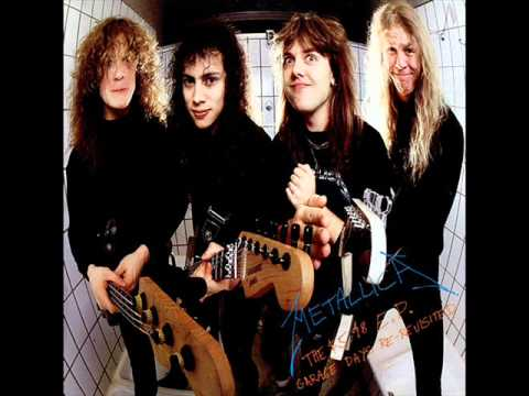 Metallica-Garage Days1987 Re-Revisited E.P(Album)+Info/HQAudio✔