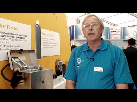Parker Preventative Maintenance in Oil & Gas Applications - Offshore Europe 2013