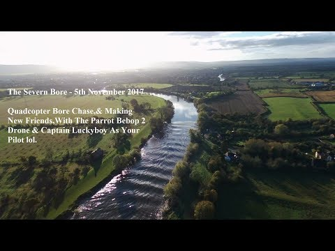 The Severn Bore On The 5th November Managed To Get The
