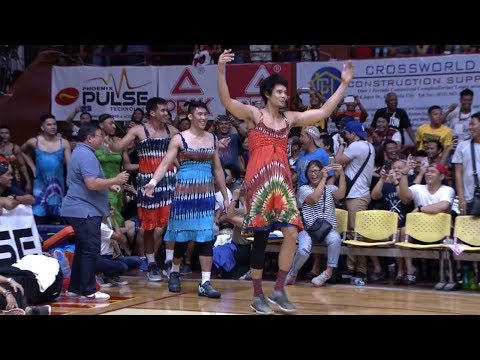 Smart All-Star vs. Visayas All-Star Dance Showdown | PBA All-Star 2018