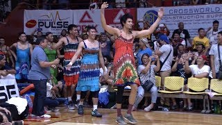 Smart All-Star vs. Visayas All-Star Dance Showdown   PBA All-Star 2018