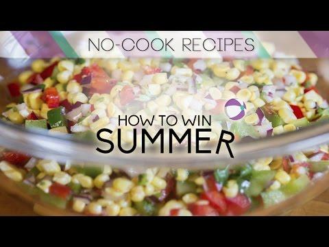 7 No-Prepare, Hot-Weather Meal Prep Hacks