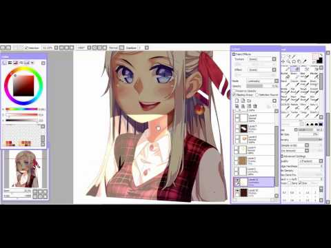 PAINT TOOL SAI TUTORIAL - HIGHLIGHT [ Bahasa Indonesia ]