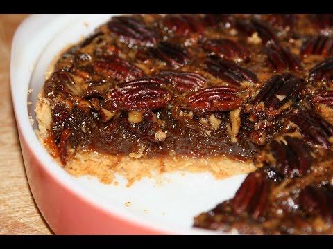 recette tarte aux pacanes delicious pecan pie recipe recettes maroc youtube. Black Bedroom Furniture Sets. Home Design Ideas