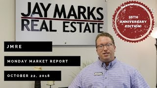 Monday Market Report: Jay's 25th Anniversary in Real Estate!