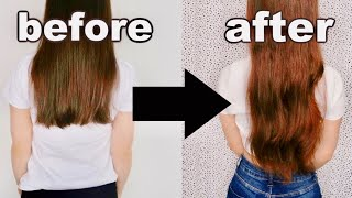 HOW TO GROW YOUR HAIR LONGER AND FASTER