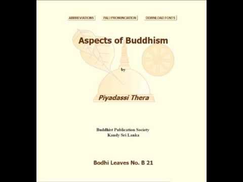 Aspects of Buddhism